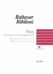 Flors (reducción para voces blancas y piano)