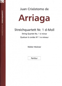 String quartet nº 1 (pocket score)