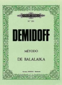 Método de Balalaika, de Natalia Demidoff