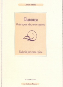 Chananaea (vocal score)