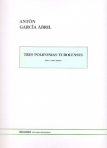 Tres polifonías turolenses