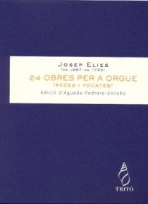 24 obras para órgano