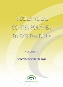 Música vocal contemporánea en Extremadura