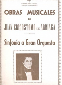 Sinfonía a gran orquesta (set of parts)