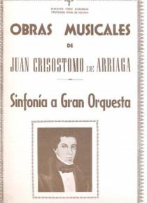 Sinfonía a gran orquesta (materiales)