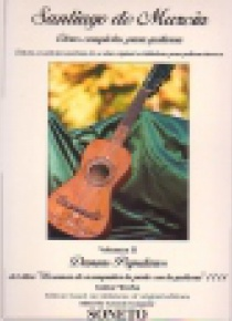 Complete guitar works Vol. II (Dances)