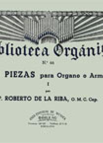 Tres piezas Vol.1º, de Roberto De La Riba