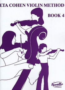 Violin method vol. 4