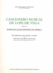 Cancionero Musical de Lope de Vega Vol. II