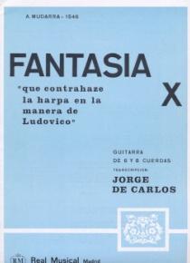 Fantasía X