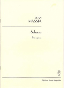 Scherzo, for piano
