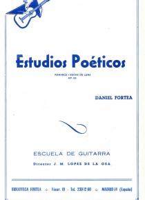 Estudios poéticos. Romance y Noche de lu