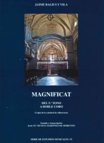 Magnificat del 5º tono a doble coro