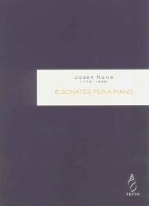 6 Sonates per a piano
