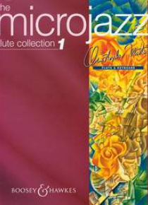 Microjazz Flute Collection vol. 1. 24 pieces in popular styles for flute duet