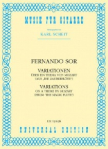 Variaciones op.9 sobre un tema de la Flauta Mágica