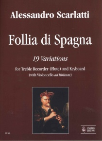 Follia di Spagna - 19 Variations