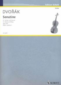 Sonatina for Violin and Piano, op.100