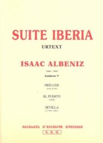 Suite Iberia (primer cuaderno)