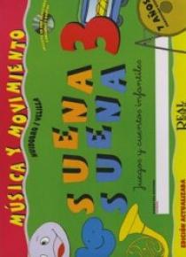 Suena suena 3, Juegos y cuentos infantiles, para 7 años (formación básica - Fich