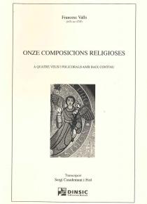 Onze composicions religioses