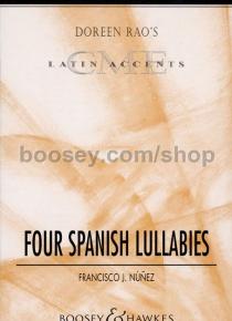 Four Spanish lullabies
