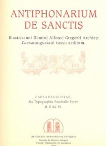 Antifonarium de Sanctis