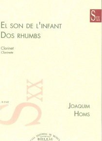 El son de l'infant / Dos rhumbs