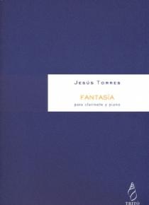 Fantasía para clarinete y piano