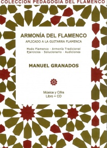 Armonía del flamenco (with CD)