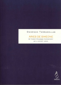 Àries de Simeone from the Oratorio <i>Giuseppe riconosciuto</i>