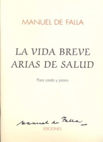 Arias for Salud from La vida breve