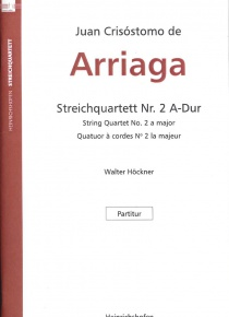 String quartet nº 2 (pocket score)