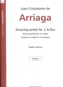 Cuarteto de cuerdas nº 2 (partitura de bolsillo)