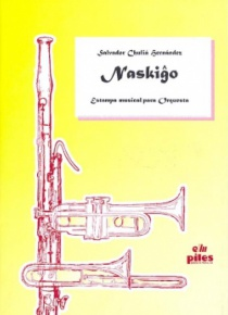Naskigo, for orchestra