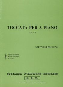 Toccata per a piano