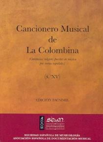 Cancionero musical de la Colombina
