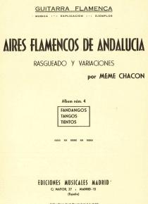 Aires flamencos de Andalucia núm. 4