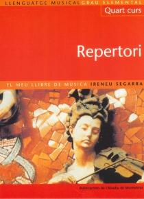 Llenguatge musical. Quart curs - Repertori