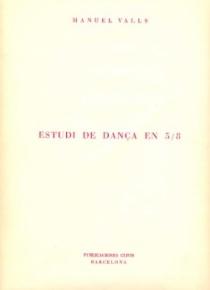 Estudio de danza en 5/8
