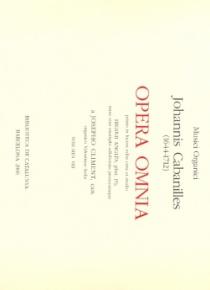 Opera Omnia vol. VIII