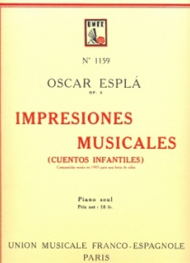 Impresiones musicales