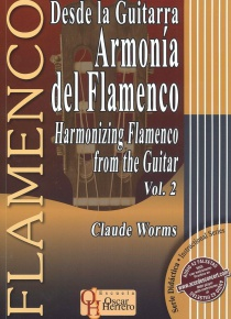 Harmonizing Flamenco from the guitar II