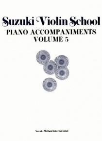 Suzuki Violin School vol. 5