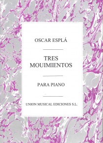 Tres moviments per a piano