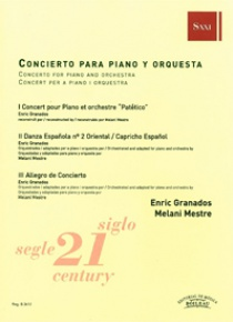 Concert for piano and orchestra