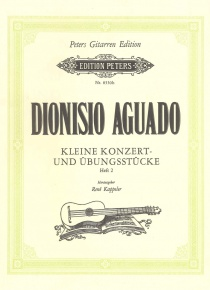 Little Concert Pieces and Studies from 'Método de Guitarra' (1825) Vol.1