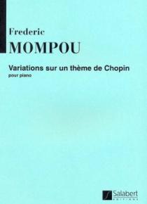 Variations sur un thème de Chopin