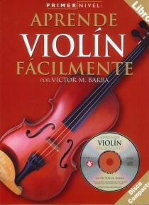 Aprende violín fácilmente - primer nivel