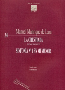 La Orestiada / Symphony nº 1 in E minor